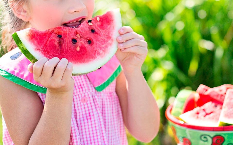Curso de alimentación consciente para niños