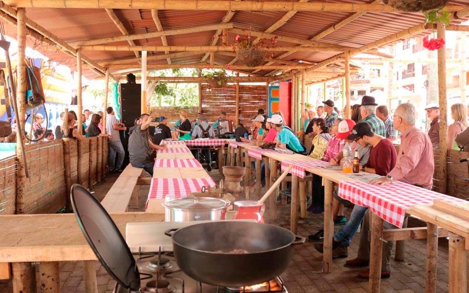 Tour de cocina tradicional
