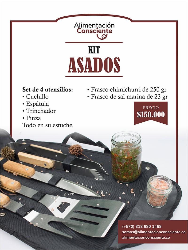 Kit para Asados